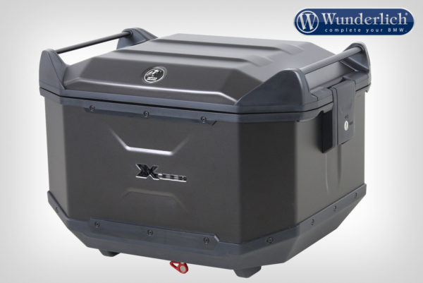Topcase Hepco a Becker Xceed pro motorky BMW