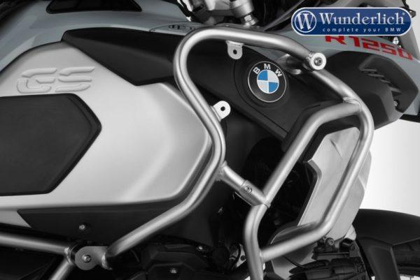 Rozšíření padacího rámu nádrže pro motorky BMW 1250 GS pravá strana