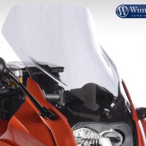 Čelní sklo Wunderlich GT-MARATHON na motorku BMW F 800 GT čiré