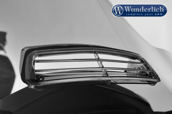Čelní sklo Wunderlich MARATHON AIRVENTED s ventilační mřížkou