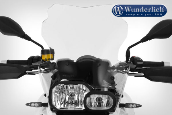 Čelní sklo Wunderlich MARATHON na motorku BMW F 650+800 GS