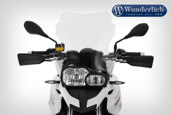 Čelní sklo Wunderlich MARATHON na motorku BMW F 700 GS