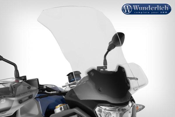 Čelní sklo Wunderlich MARATHON na motorku BMW G 310 GS