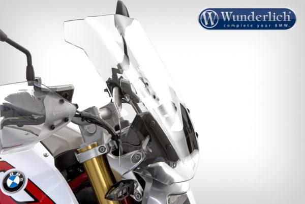 Čelní sklo Wunderlich MARATHON na motorku BMW R 1200 R LC_čiré