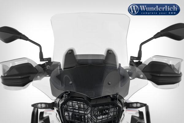 Čelní sklo Wunderlich MARATHON na motorky BMW F 750+850 GS od 2018