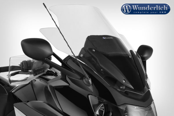 Čelní sklo Wunderlich MARATHON na motorky BMW K 1600 B+Grand America+GT+GTL