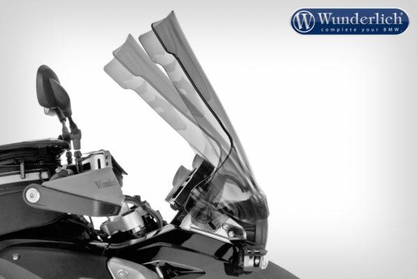 Čelní sklo Wunderlich MARATHON na motorky BMW R 1200 GS 2008-2012+R 1200 GS Adventure 2008-2013