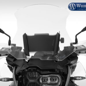 Čelní sklo Wunderlich MARATHON na motorky BMW R 1200 GS LC+Adventure R 1250 GS+Adventure čiré