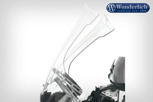 Čelní sklo Wunderlich MARATHON na motorky BMW R 1200 GS+R 1200 GS Adventure do 2007