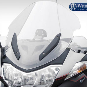 Čelní sklo Wunderlich MARATHON na motorky BMW R 1200 RT 2010 - 2013 čire