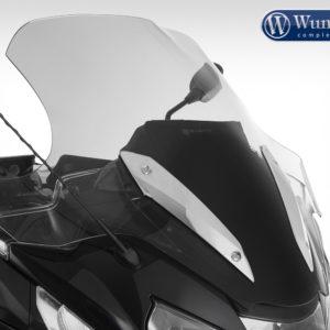 Čelní sklo Wunderlich MARATHON na motorky BMW R 1200 RT LC od 2014+R 1250 RT