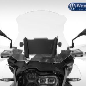 Čelní sklo Wunderlich MARATHON včetně výstuh na motorku BMW R 1200 GS LC+Adventure R 1250 GS+Adventure čiré