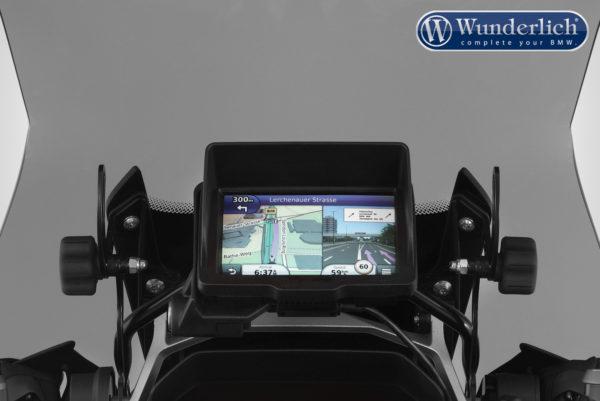Čelní sklo Wunderlich MARATHON včetně výstuh na motorku BMW R 1200 GS LC+Adventure R 1250 GS+Adventure
