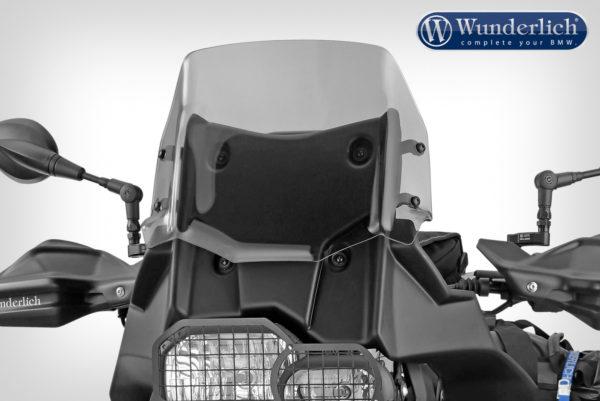 Čelní sklo Wunderlich RAID VARIO pro motorky BMW F 800 GS Adventure od 2013