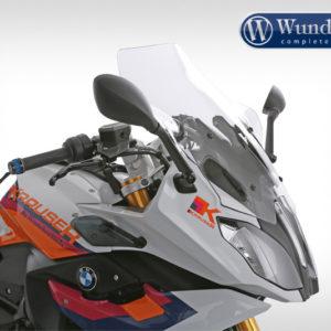 Čelní sklo Wunderlich RS-MARATHON na motorku BMW R 1200 RS+LC čiré