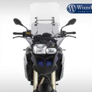 Čelní sklo Wunderlich TOURING VARIO pro motorky BMW F 700 GS