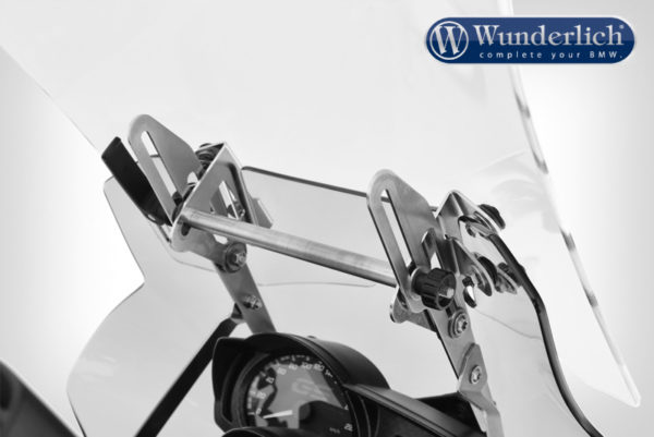 Čelní sklo Wunderlich TOURING VARIO pro motorky BMW F 800 GS