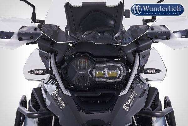 Deflektory ERGO na motorku BMW R 1200 GS LC od 2017+R 1250 GS