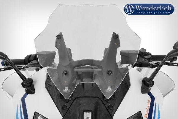 Deflektory MARATHON-PLUS na motorku BMW R 1200 RS LC/R 1250 RS