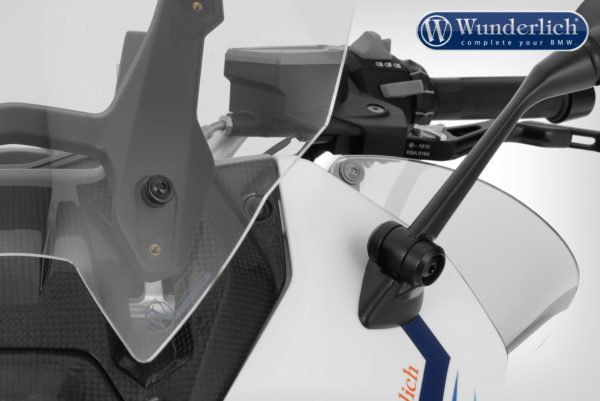 Deflektor MARATHON-PLUS na motorku BMW R 1200 RS LC/R 1250 RS