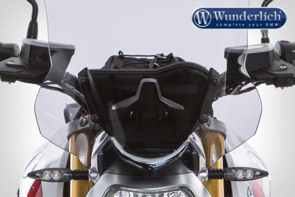 Držák čelního skla Wunderlich MARATHON na motorku BMW R 1200 R LC