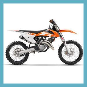KTM 150 2takt