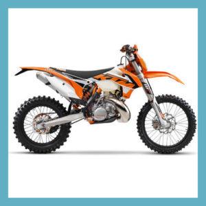 KTM 200 2takt