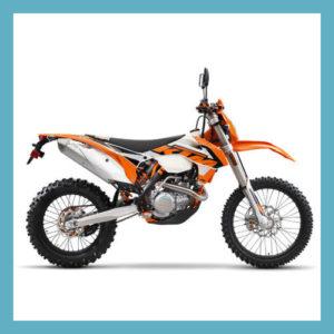 KTM 500 4takt