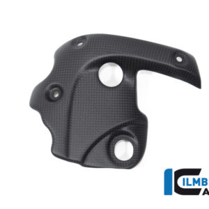 Kryt svodu výfuku z karbonu matný na motocykly DUCATI Diavel 1260 od 2019