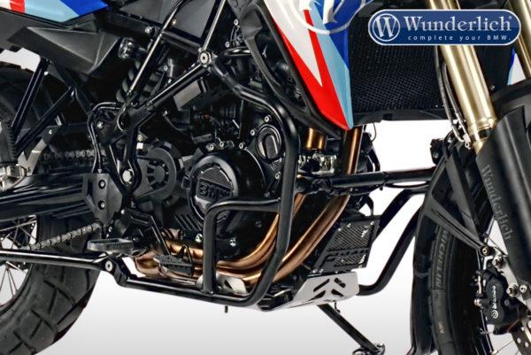 Padací rám motoru Wunderlich ADVENTURE pro motorky BMW F 800 GS do 2016 a F 650 GS od 2008 černý
