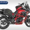 Padací rám motoru Wunderlich ADVENTURE pro motorky BMW F 800 GS od 2017 červený