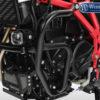 Padací rám motoru Wunderlich BASIC pro motorky BMW F 800+700+650 GS černý