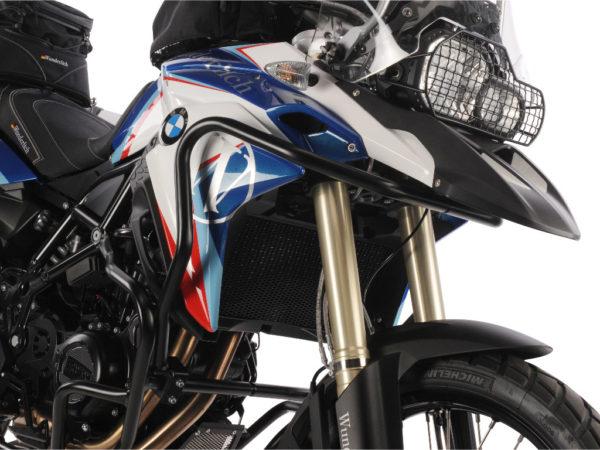 Padací rám nádrže Wunderlich pro motorky BMW F 800 do 2016+700 GS černý